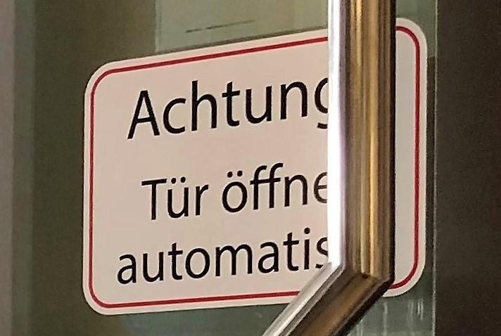Postfiliale in Matzendorf